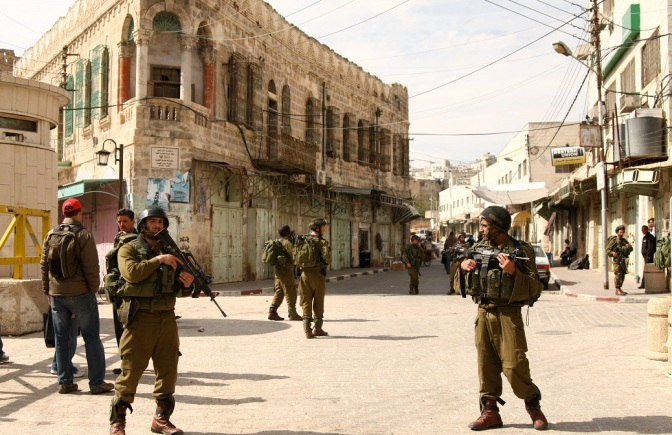 The Israeli clampdown in the West Bank