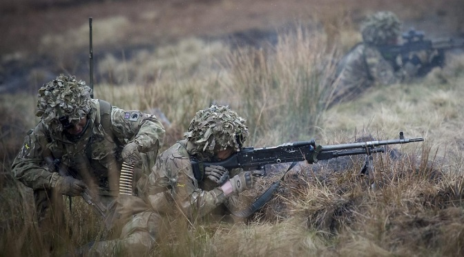 The UK and the Changing Character of Conflict and Intervention